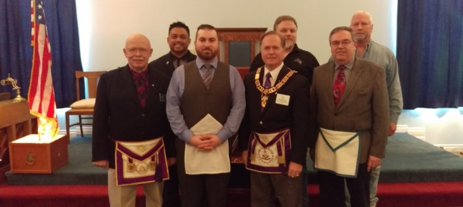 Myrtle Lodge #108, Courtesy EAM Degree | Cordaro King