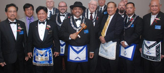 115th Installation – November 12th, 2016