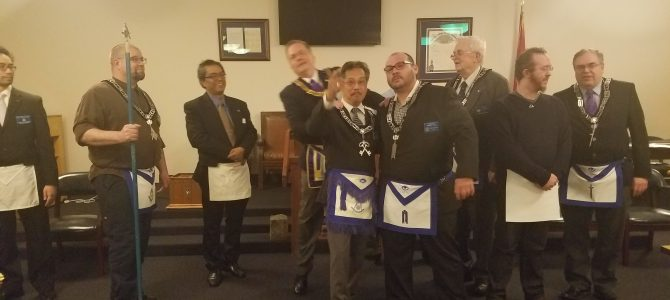 Stated Meeting – May 15, 2017