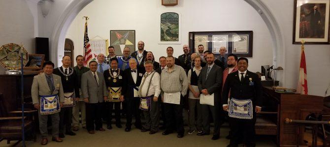 Sultan-Monroe Lodge #160, Courtesy FCM Degree | Jason Windom & Andrea Zoto