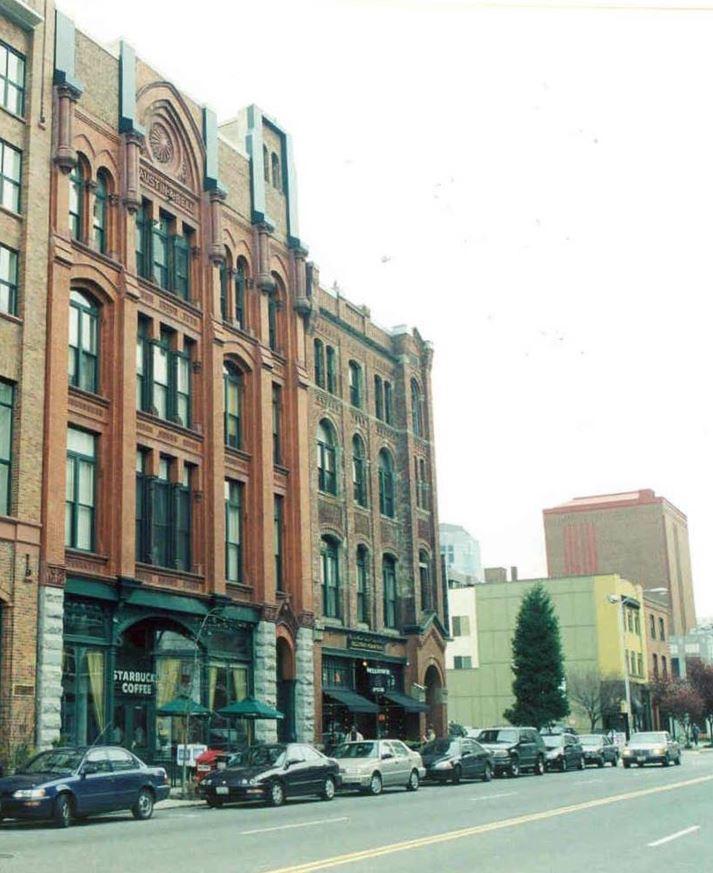First Masonic Hall Update 2003.JPG