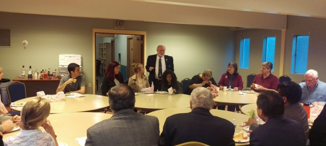 Stated Meeting – September 21, 2015