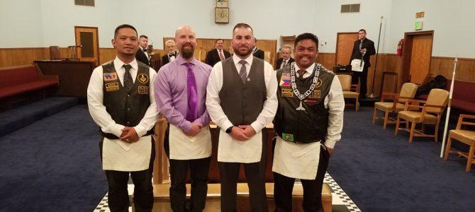 Kirkland Lodge #150, Courtesy FCM Degree | Cordaro King
