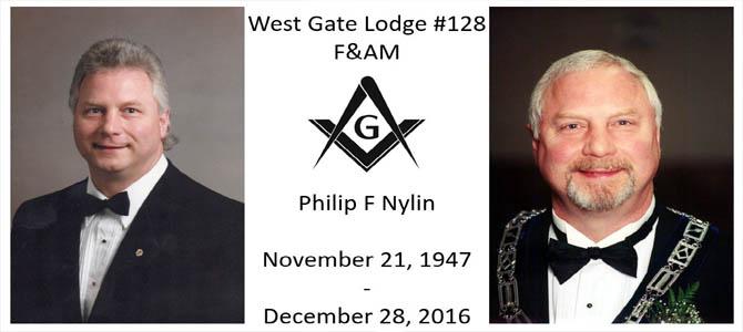 Celestial Lodge – WB Phil Nylin