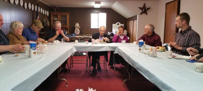 Service Award | VWB James 'Jim' E Brown – 60 Years